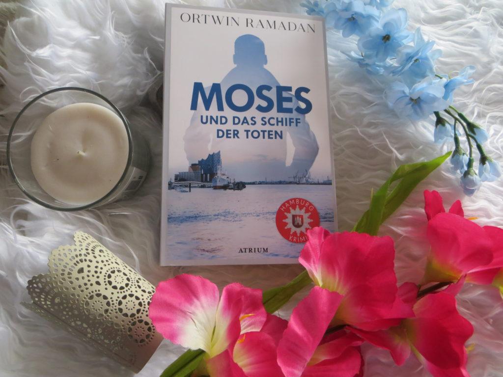 Ortwin Ramadan Moses und das Schiff der Toten