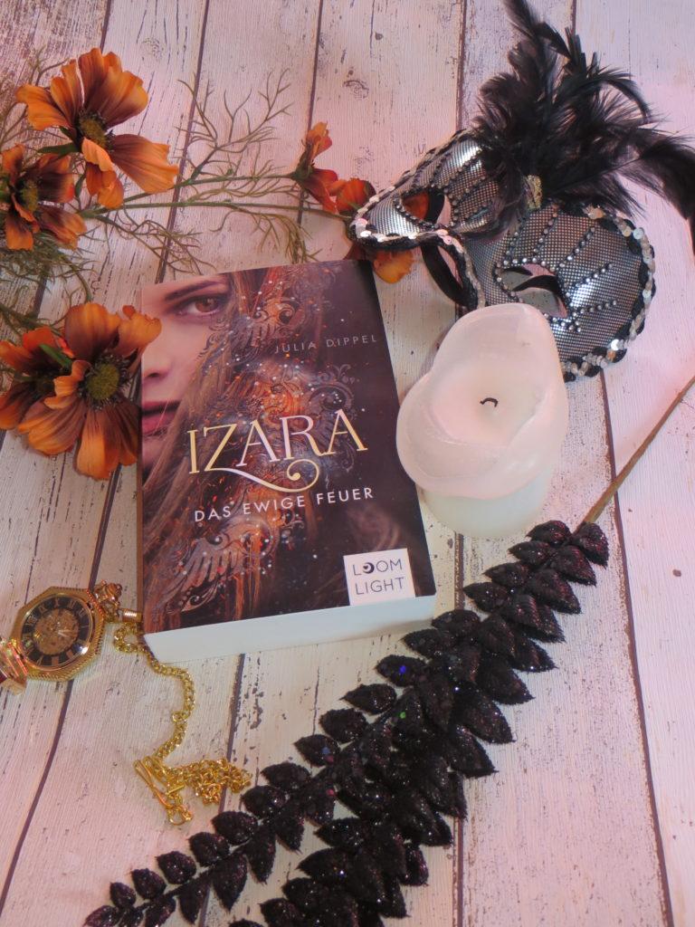 Izara Das ewige Feuer Julia Dippel