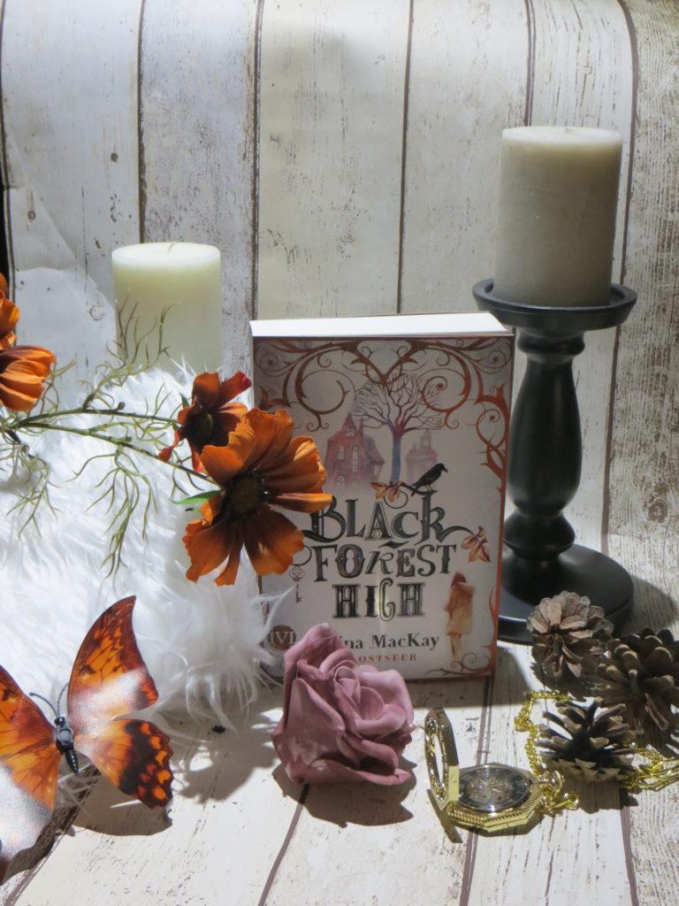 Black Forest High Ghostseer Nina McKay