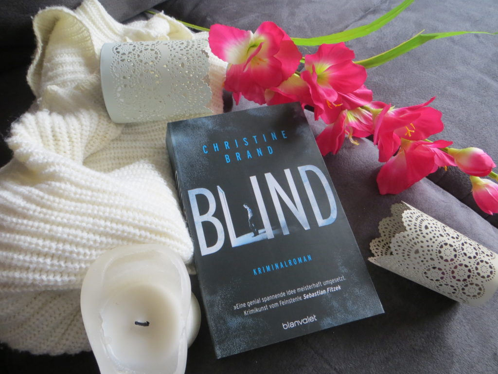 Blind Christine Brand