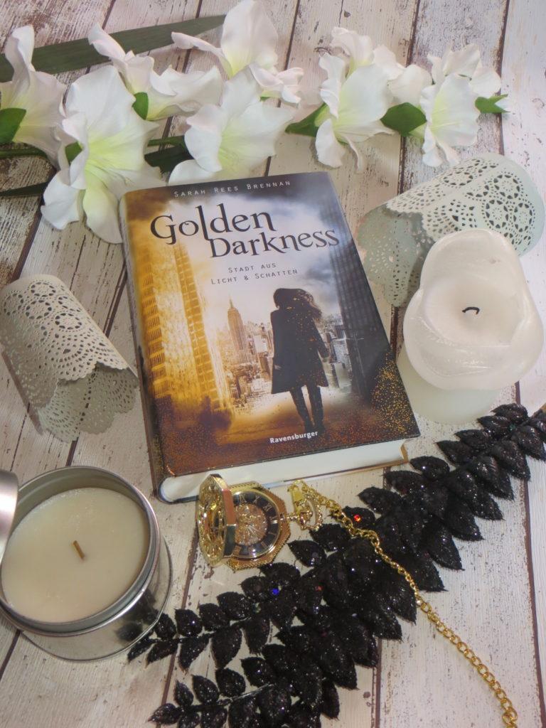 Golden Darkness Sarah Rees Brennan
