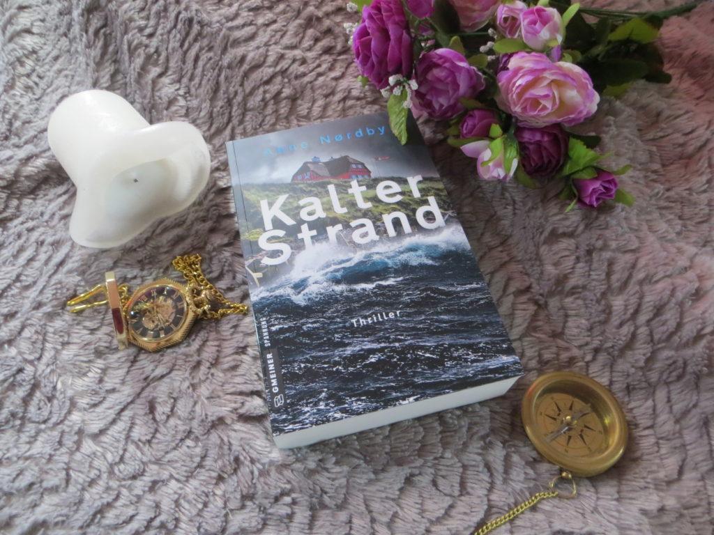 Kalter Strand Anne Nordby