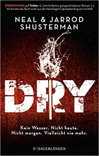 Neal und Jarrod Shusterman Dry