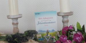 Kiri Johansson Islandsommer