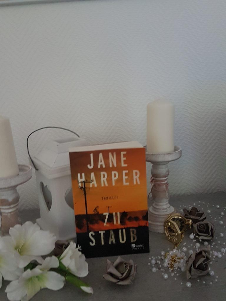 Zu Staub Jane Harper