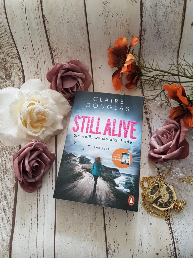 Still Alive von Claire Douglas