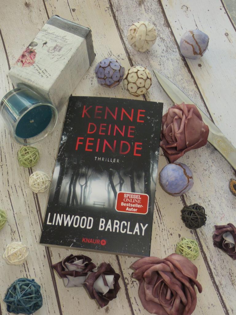 Linwood Barclay - Kenne deine Feinde