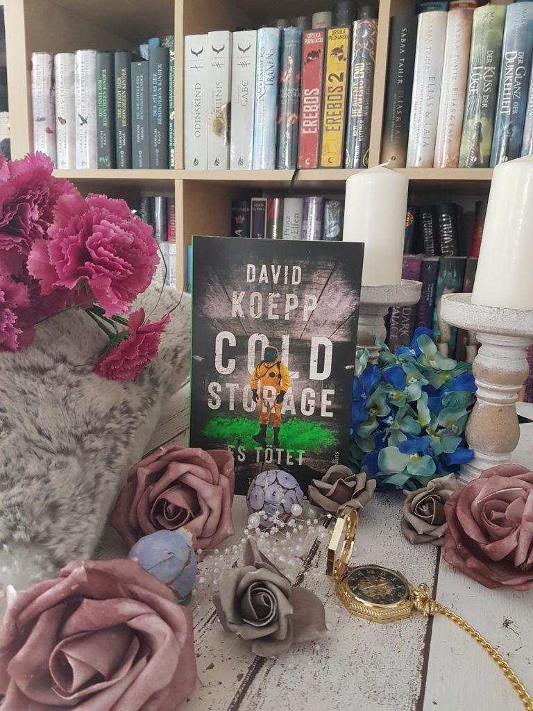 Cold Storage David Koepp
