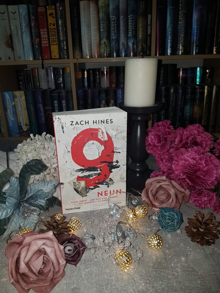 Neun Zach Hines