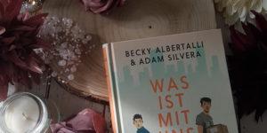 Becky Albertalli Adam Silvera Was ist mit uns