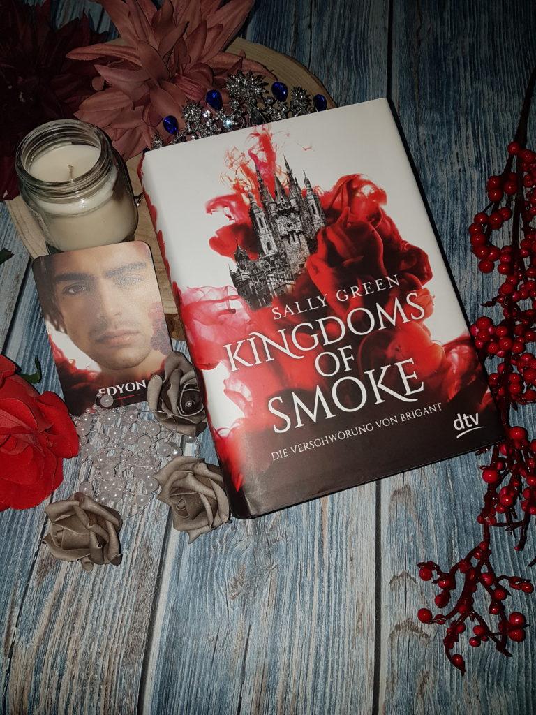 Sally Green Kingdom of Smokes Die Verschwörung von Brigant