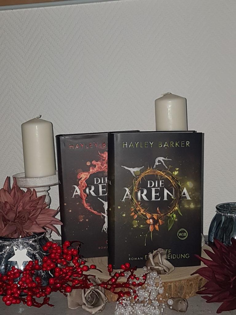 Die Arena Hayley Barker