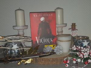 Vicious V.E. Schwab