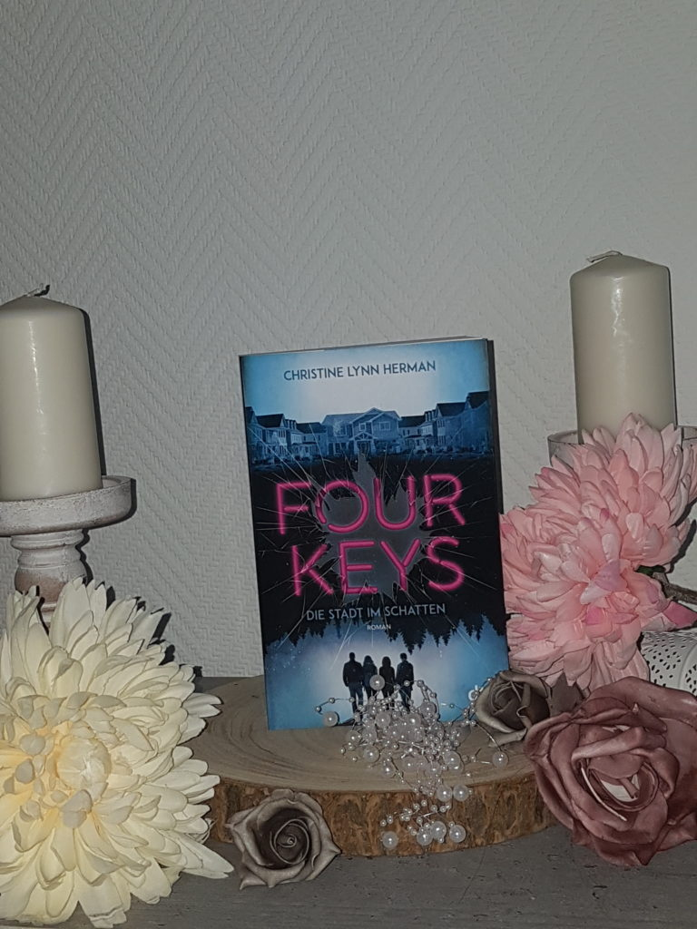 Four Keys Christine Lynn Herman