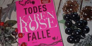 Karen Rose Todesfalle