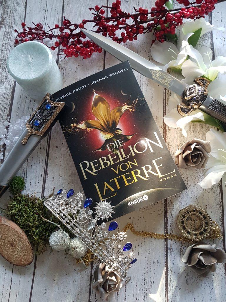 Die Rebellion von Laterre - Jessica Brody Joanne Rendell