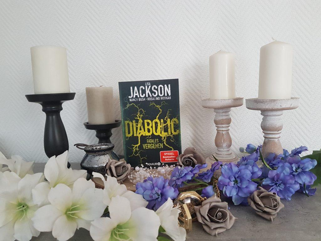 Diabolic Lisa Jackson