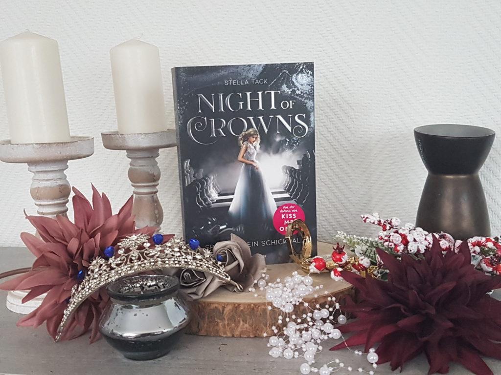 Stella Tack Night of Crowns