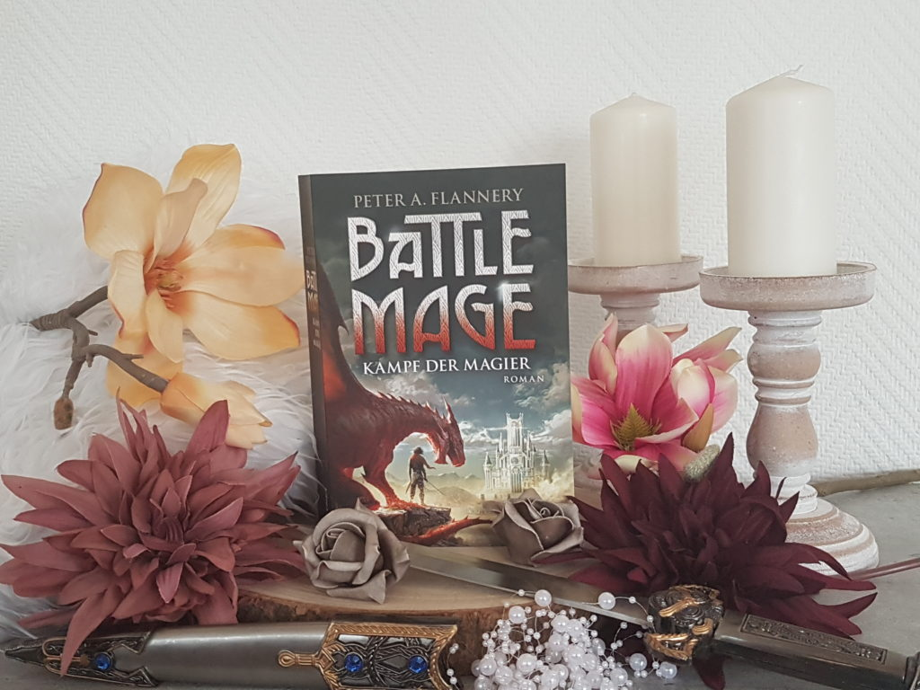 Battle Mage Peter A. Flannery