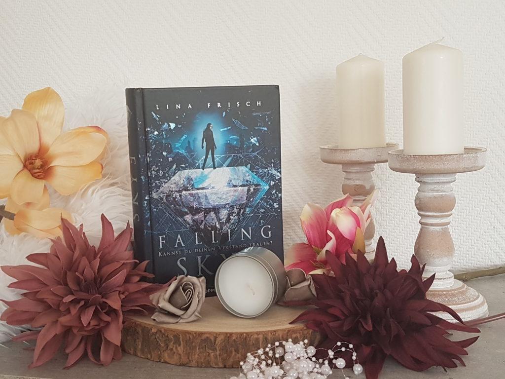 Falling Skye Lina Frisch