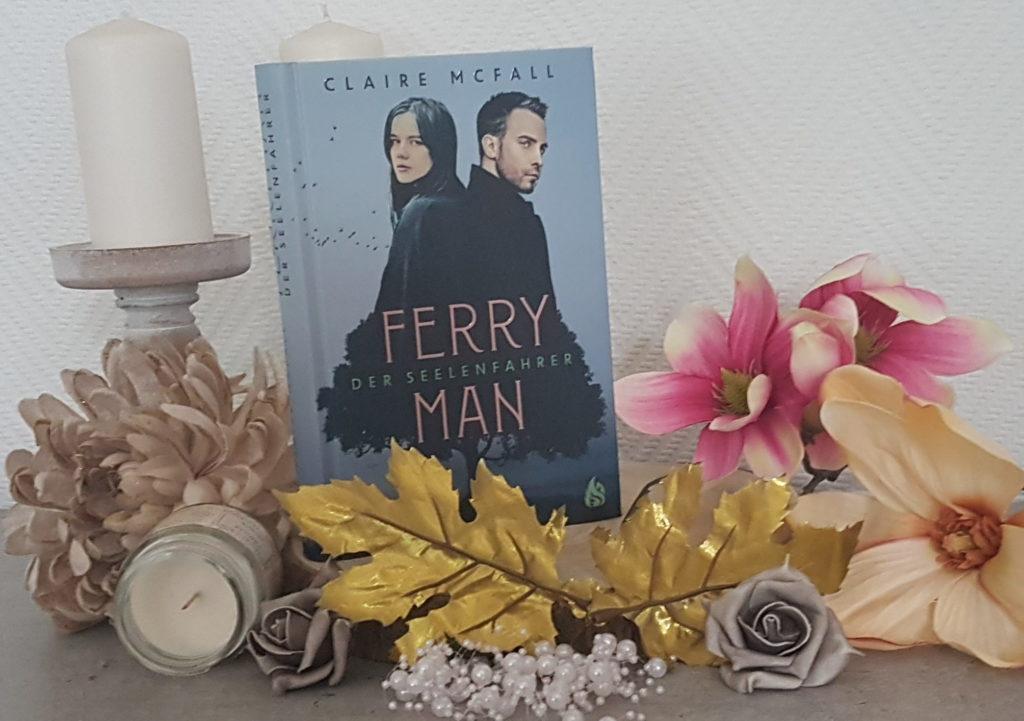 Ferryman Claire McFall