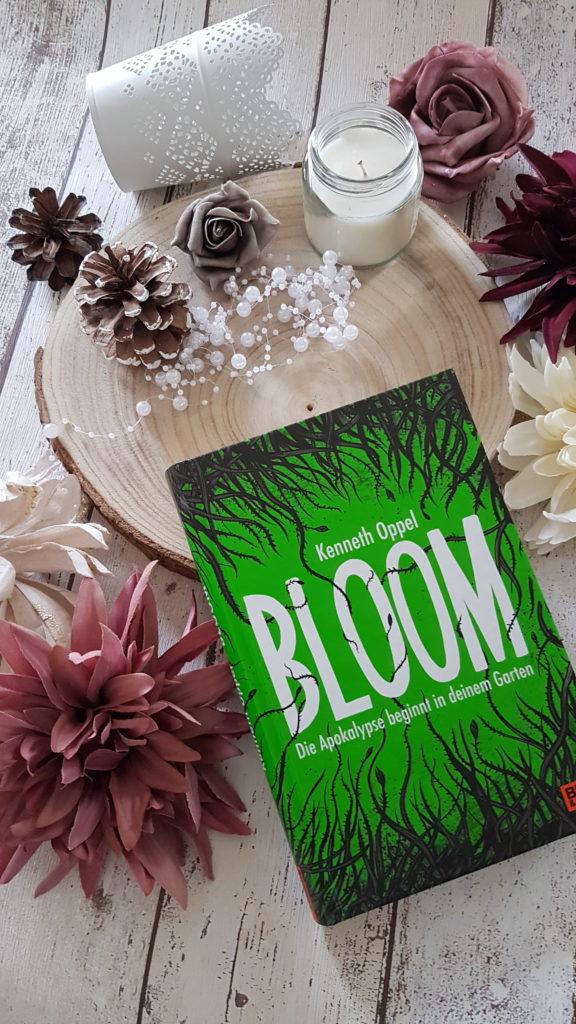 Kenneth Oppel Bloom