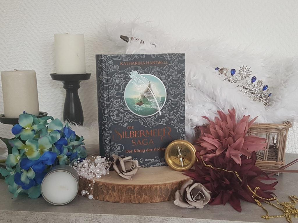Die Silbermeer Saga Der König der Krähen