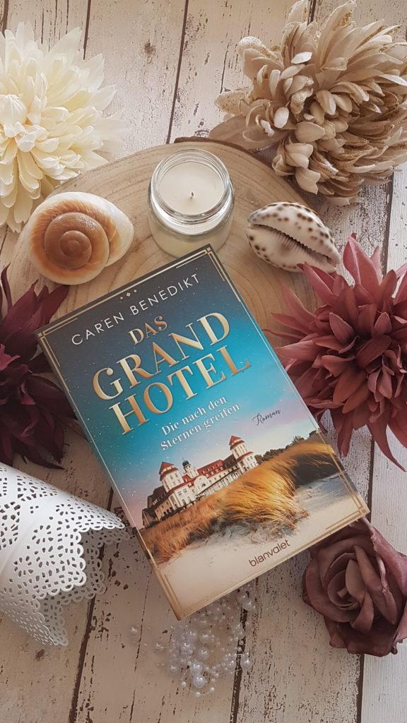 Das Grand Hotel Caren Benedikt