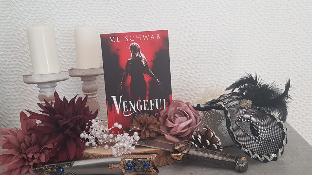 V. E. Schwab - Vengeful