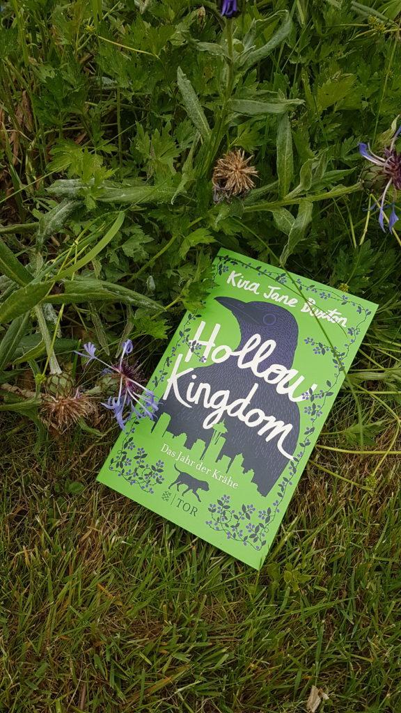 Hollow Kingdom Kira Jane Buxton