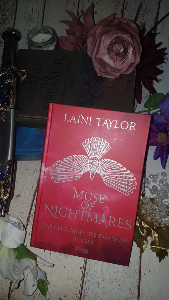 Laini Taylor Muse of Nightmares 01