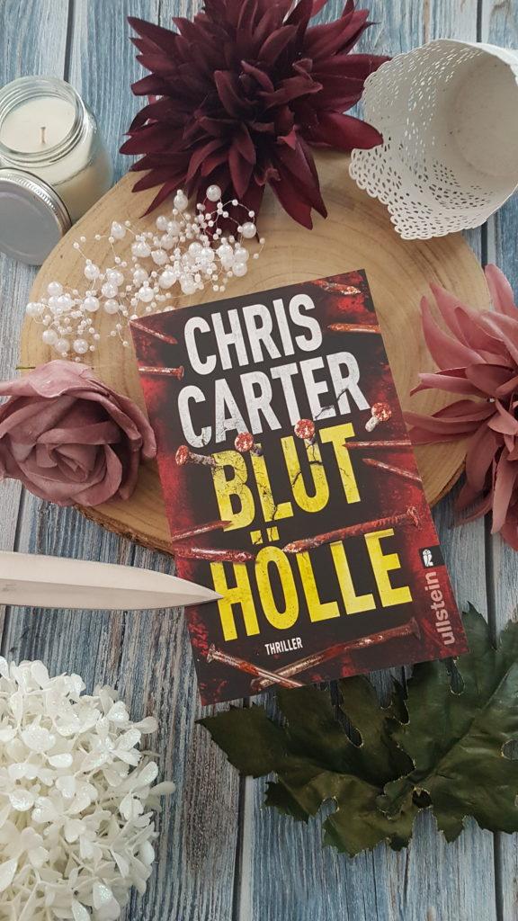 Bluthölle Chris Carter
