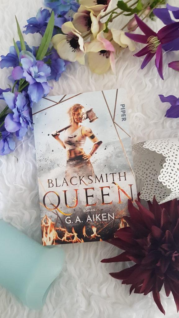 Blacksmith Queen G. A. Aiken