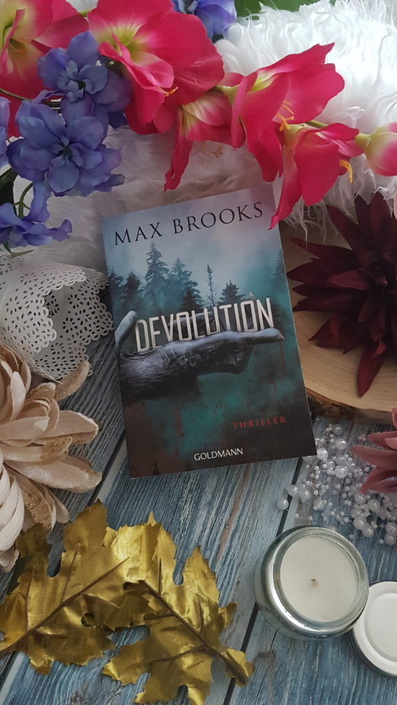 Devolution Max Brooks