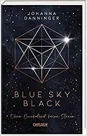 Blue sky Black