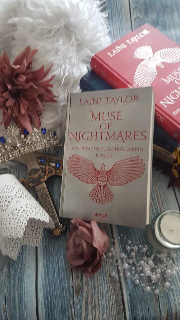 Muse of Nightmares 2 Das Erwachen der Träumerin von Laini Taylor