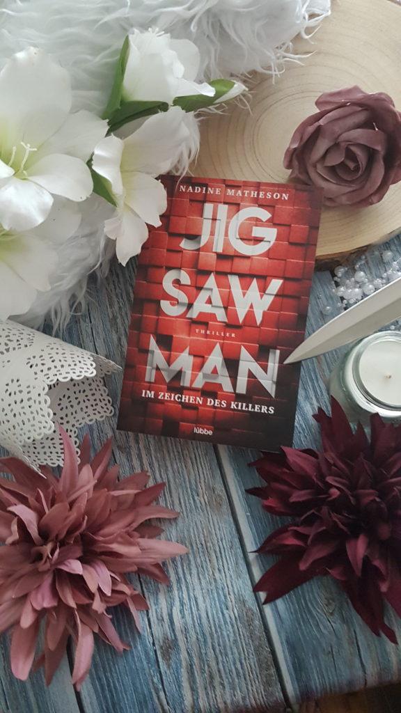 Jigsaw Man Nadine Matheson