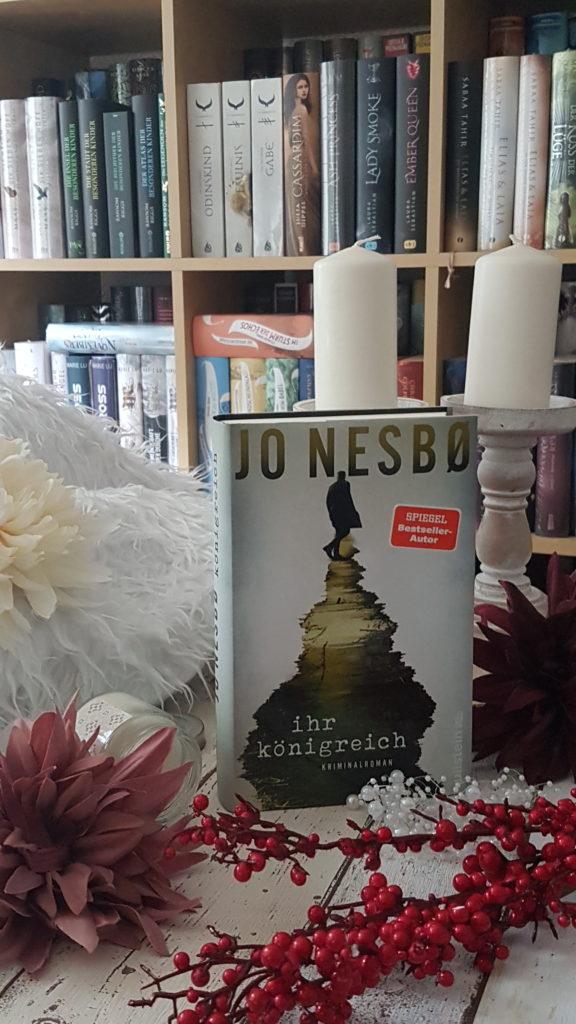 Ihr Königreich Jo Nesbø