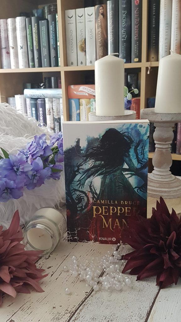 Pepper-Man Camilla Bruce