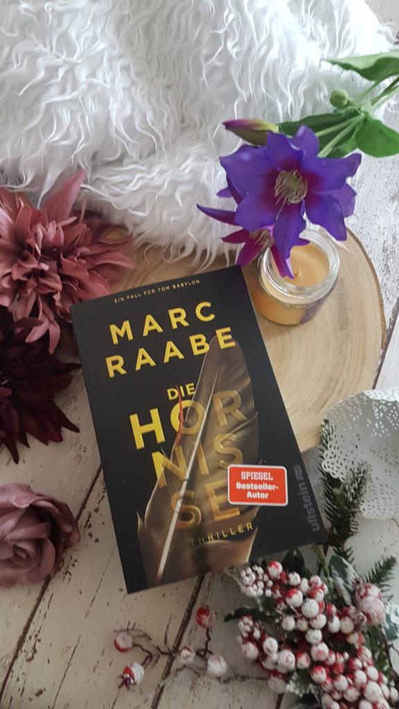 Marc Raabe Die Hornisse